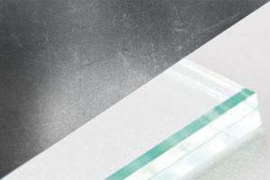 Texture acier/verre